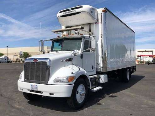2012 Peterbilt 337 SKU:116995 REEFER!!! CHEAP! for sale in Pico Rivera, CA