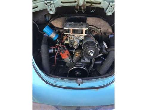 1971 Volkswagen Super Beetle for sale in Cadillac, MI