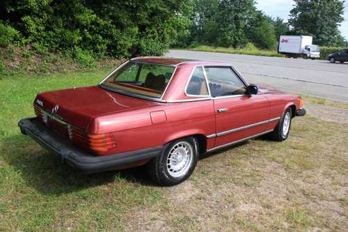 1979 Mercedes-Benz 450SL Rare Hard Top Coupe for sale in Tacoma, WA