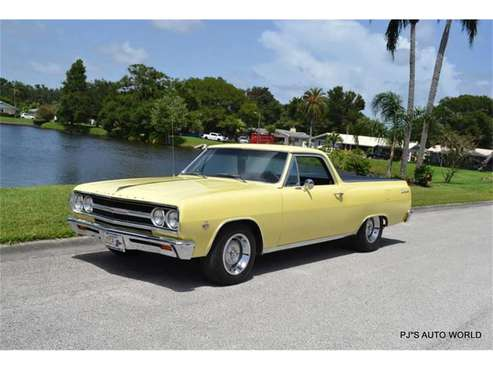 1965 Chevrolet El Camino for sale in Clearwater, FL