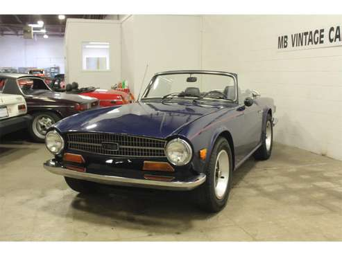 1971 Triumph TR6 for sale in Cleveland, OH
