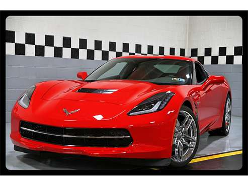 2018 Chevrolet Corvette for sale in Old Forge, PA