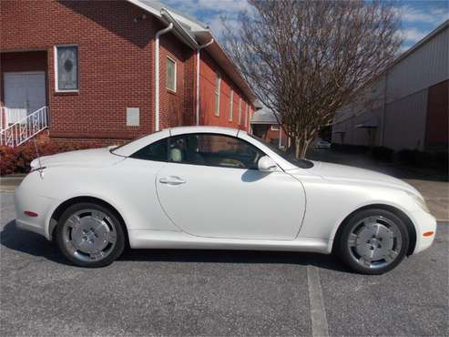 2002 Lexus SC400 for sale in Gray Court, SC