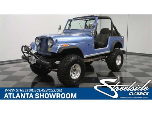 1976 Jeep CJ7 for sale in Lithia Springs, GA