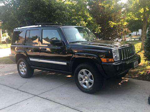 2008 Jeep Commander 4x4 for sale in Wake Forest, NC
