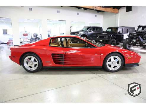 1986 Ferrari Testarossa for sale in Chatsworth, CA