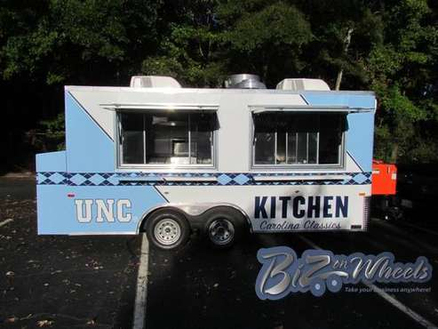 Food Trailers Concession Trailers for sale in Charlotte, GA