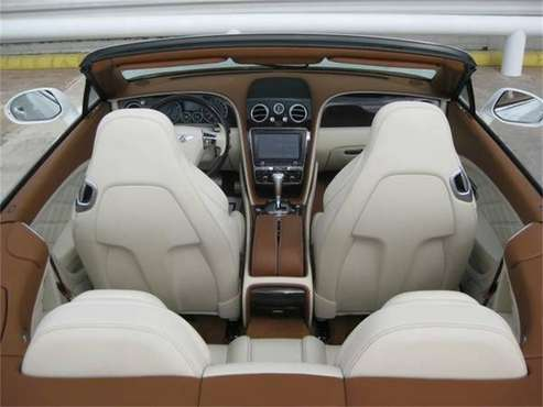 2014 Bentley Continental for sale in Cadillac, MI