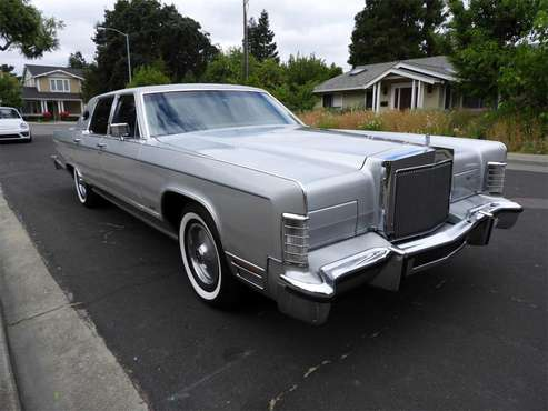 1978 Lincoln Continental for sale in Walnut Creek, CA