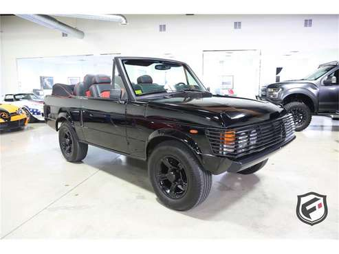1982 Land Rover Range Rover for sale in Chatsworth, CA