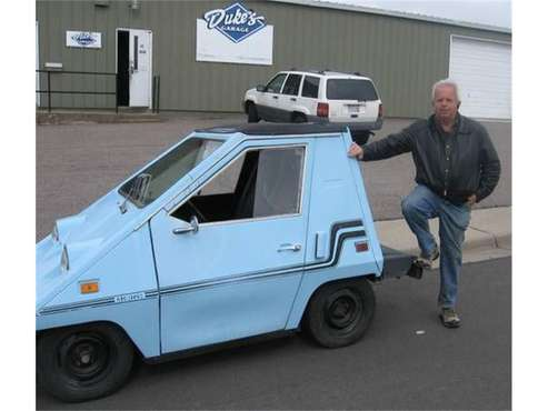 1980 Comuta-Car Electric for sale in Cadillac, MI