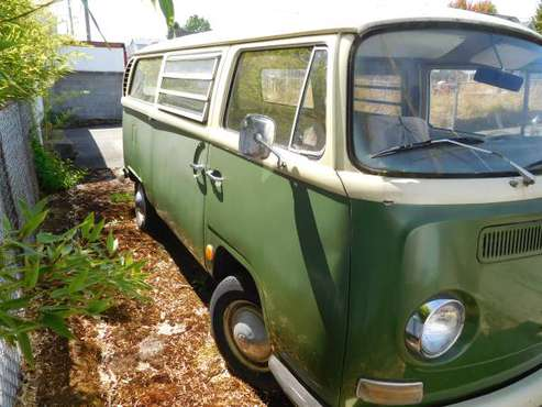 1969 Volkswagen Bus for sale in Tacoma, WA