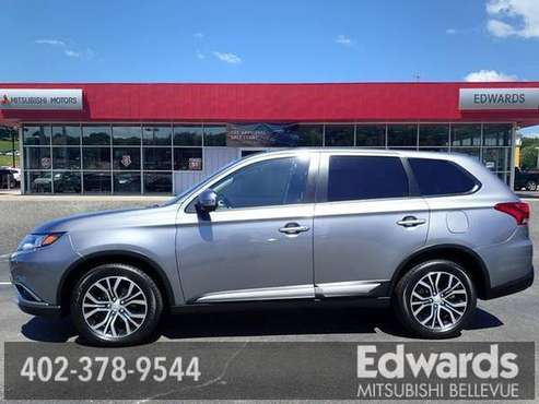 2018 Mitsubishi Outlander SE - SUV for sale in Bellevue, NE