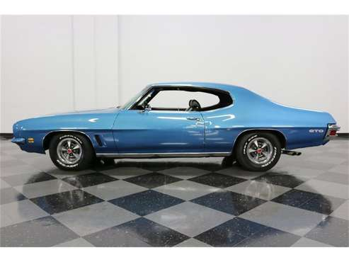 1972 Pontiac GTO for sale in Ft Worth, TX
