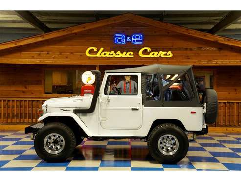 1980 Toyota Land Cruiser FJ40 for sale in New Braunfels, TX