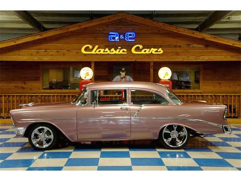 1956 Chevrolet 210 for sale in New Braunfels, TX