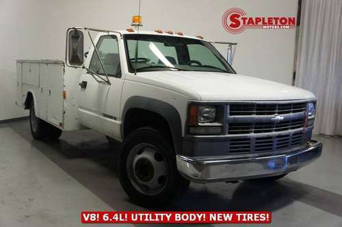 2001 Chevrolet Chevy 3500-hd for sale in Commerce City, CO