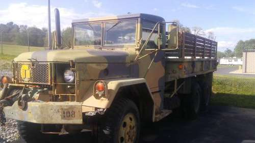 1970 AM General 2.5 T Military Truck for sale in Verona, VA
