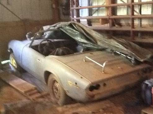 1976 triumph spitfire 1500 for sale in Jamestown, OH