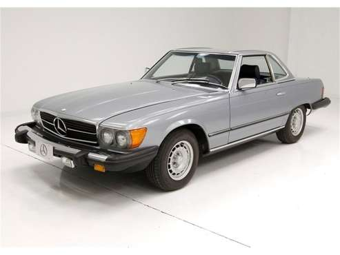 1982 Mercedes-Benz 380 for sale in Morgantown, PA