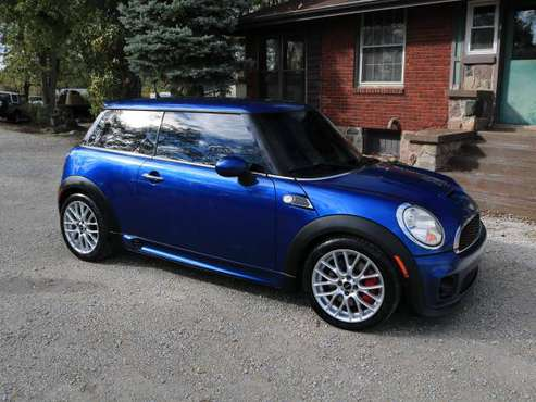 2007 Mini Cooper S JOHN WORKS EDITION NEAR Flawless 123k Miles 6spd for sale in Tipp City, OH