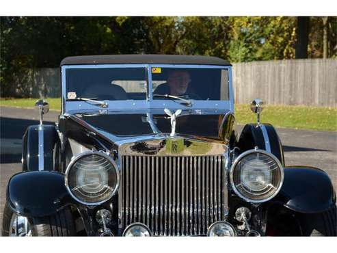 1931 Rolls-Royce Phantom II for sale in Cadillac, MI