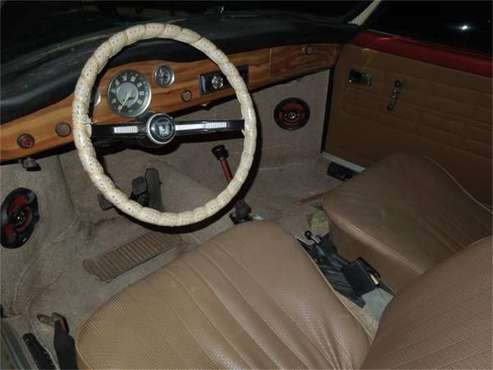 1971 Volkswagen Karmann Ghia for sale in Cadillac, MI