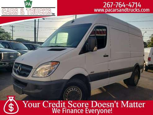 2013 Mercedes-Benz Sprinter Cargo Vans 3500 144 for sale in Philadelphia, PA