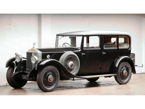 1930 Rolls-Royce 20/25 for sale in Corpus Christi, TX