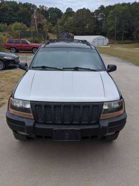 1999 Jeep Grand Cherokee Laredo for sale in Etowah, TN