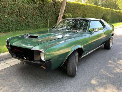 AWESOME 1972 AMC Javelin AMX V8 Hot Rod EXCELLENT Trade ? for sale in Los Angeles, CA
