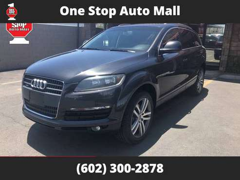 2009 *Audi* *Q7* Condor Gray Metallic for sale in Phoenix, AZ