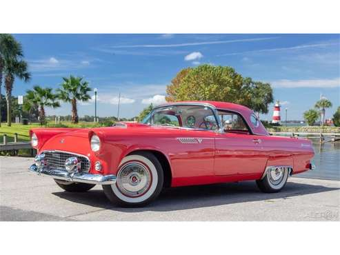 1955 Ford Thunderbird for sale in Toccoa, GA