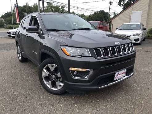2019 Jeep Compass - - cars & trucks - by dealer - vehicle automotive... for sale in south amboy, NJ