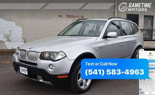 2007 BMW X3 3.0si AWD 4dr SUV for sale in Eugene, OR