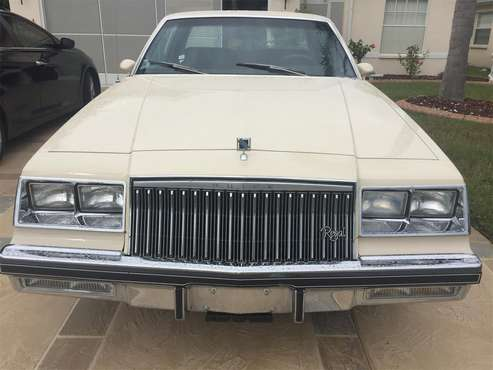 1983 Buick Regal for sale in New Port Richey , FL