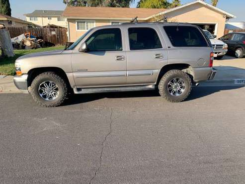 2001 Chevy Tahoe for sale in Livermore, CA