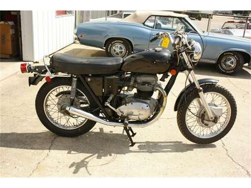 1972 BSA Lightning for sale in Effingham, IL