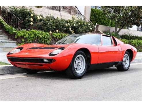 1971 Lamborghini Miura for sale in Astoria, NY