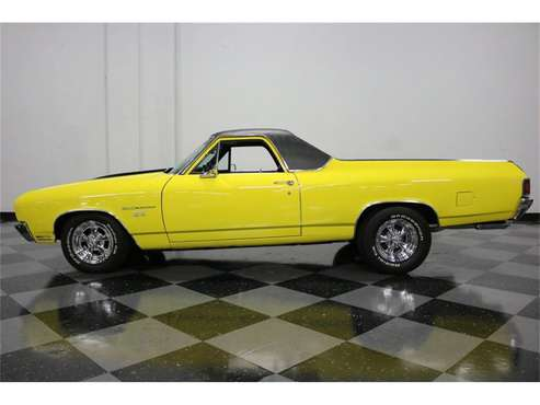 1970 Chevrolet El Camino for sale in Ft Worth, TX