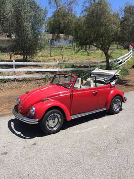 1970 VW Bug Convertible for sale in Lomita, CA