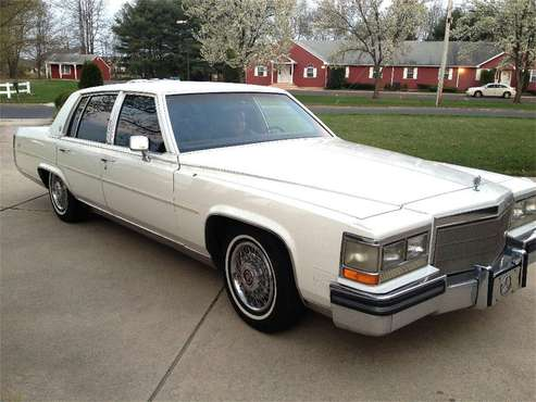 1988 Cadillac Brougham for sale in Stratford, NJ