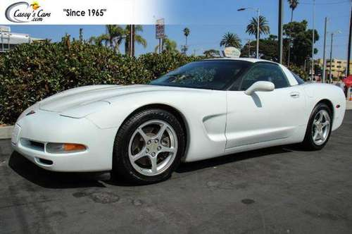 2000 Chevrolet Chevy Corvette Coupe - cars & trucks - by dealer -... for sale in Hermosa Beach, CA