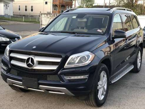 2013 Mercedes-Benz GL450 4.7L 4Matic AWD SUV*Loaded*7 Seats*Navigation for sale in Manchester, ME