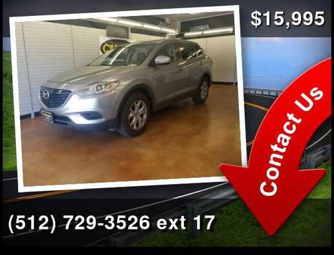 2014 Mazda CX-9 4d SUV FWD Touring for sale in Kyle, TX