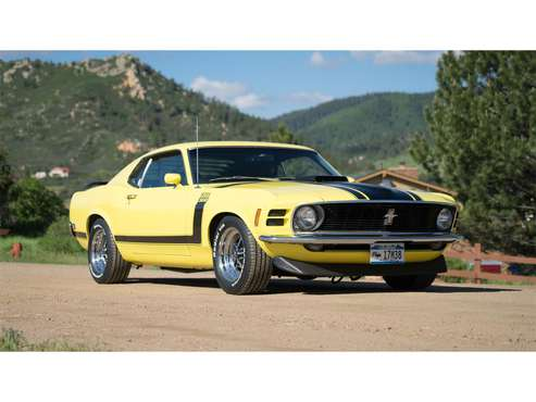 1970 Ford Mustang for sale in Parker, CO