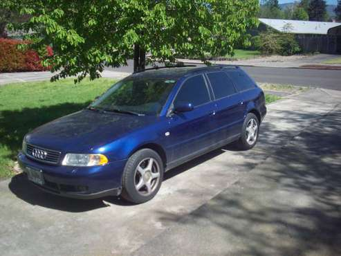 2001 Audi Quattro Wagon for sale in Medford, OR