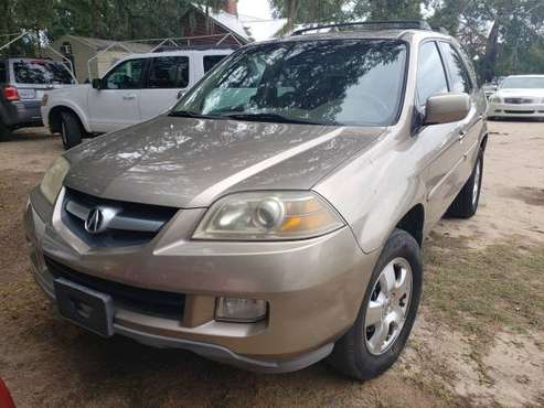 @WOW@2005 ACURA MDX @WOW@$2,995 CASH PRICE!@FAIRTRADED AUTO SALE for sale in Tallahassee, FL