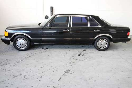 1990 Mercedes-Benz 300SEL Great Condition***************************** for sale in Long Beach, CA