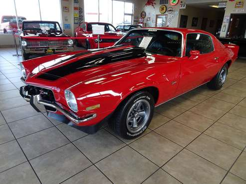 1973 Chevrolet Camaro for sale in De Witt, IA